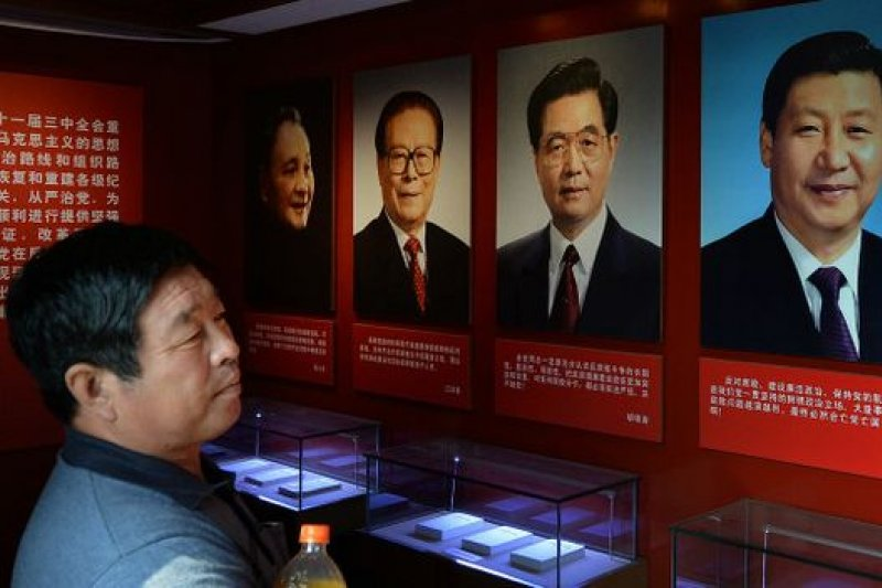 當元老一代告別,「新老人」一代出現時,如何處理老人與政治的關係呢?(BBC中文網)