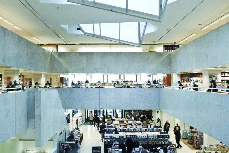 藏書量直逼國家圖書館等級的書店(圖/ 大雁文化提供)