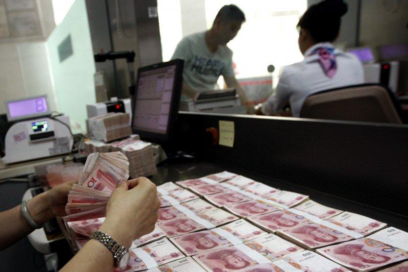 包商銀行遭接管雖只是個案,但當前中國中小銀行問題重重。(美聯社)