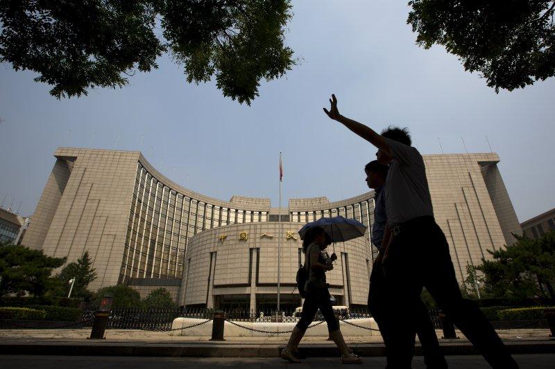 中國人民銀行(美聯社)
