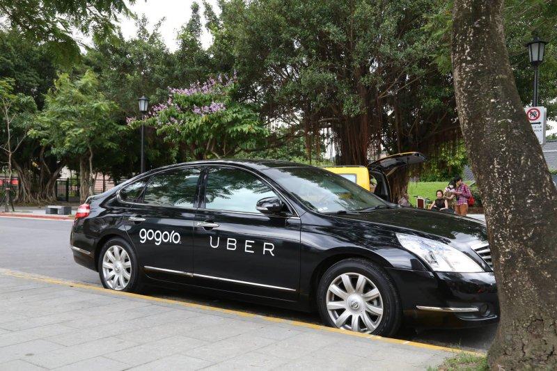 Uber的使用經驗確實不錯。(取自UBER臉書)
