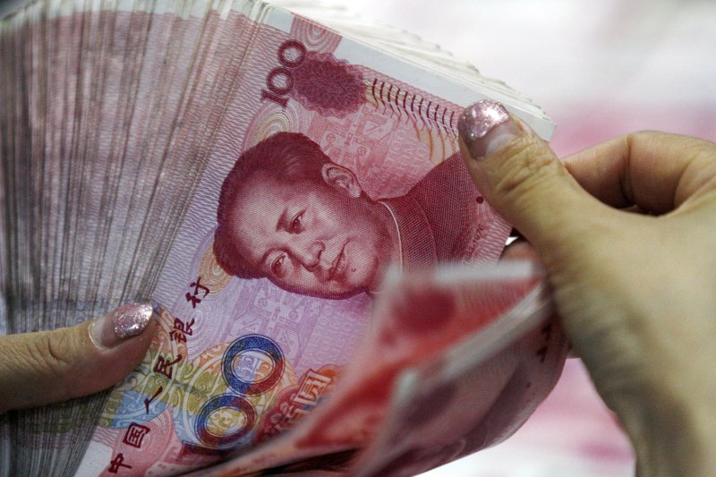 美國財長表示,若達到IMF標準,將支持人民幣納入SDR。(美聯社)