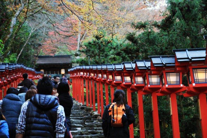從舌尖到脾胃瞬間體驗到通透的沁涼感,夏天的京都就要這樣玩! (圖/NorioNAKAYAMA@flickr)