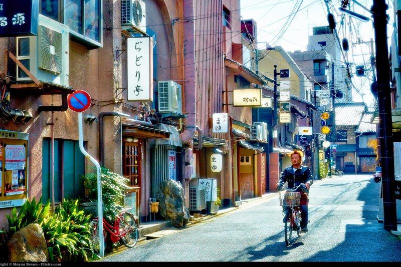 到東京吃國民美食(圖/MoyanBrenn@flickr)