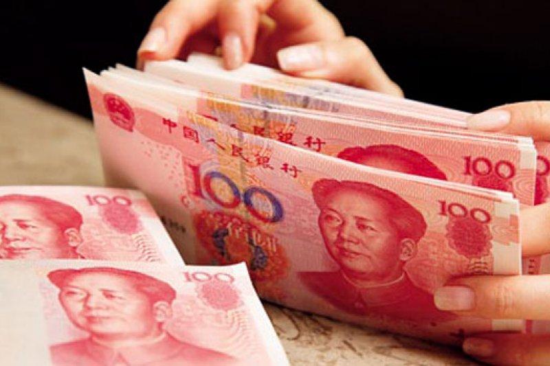 人民幣貶破7,貿易戰升級為貨幣戰。(攝影者.許世穎)