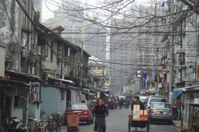 上海棚屋區(維基百科)