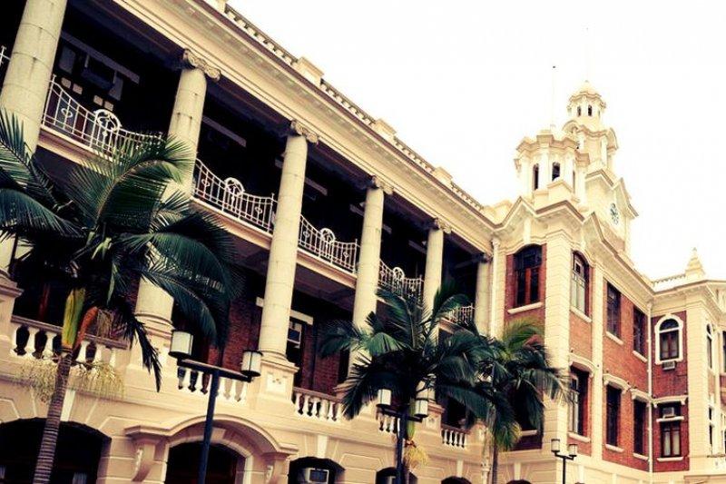 圖為香港大學。