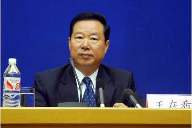 前中國海協會副會長王在希表示,兩岸關係和平發展符合台灣民眾長遠利益,因此任何政黨都會考慮此一主流民意。(取自網易)