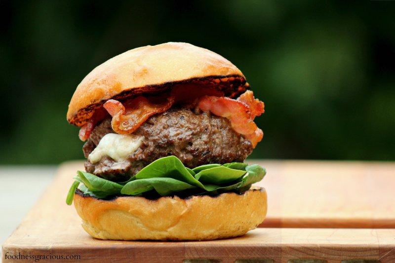 Cp值超高的四款多汁漢堡!(圖/Michael_Stern@flickr)