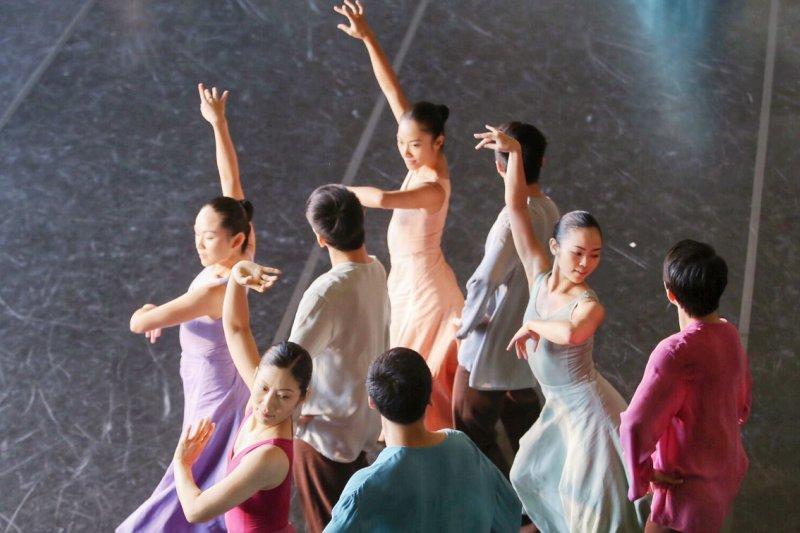 每隔2年舉辦一次的「舞蹈秋天」, 10月16日在台北國家戲劇院及實驗劇場將由雲門舞集《烟》開場(林韶安攝)