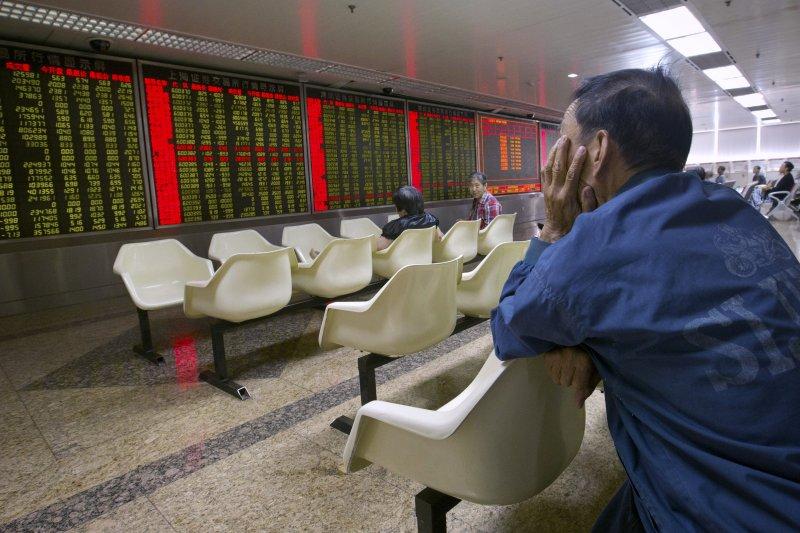 中國重量級網路股重挫,加上美國科技股4巨頭一半走勢疲軟,不禁讓部分投資人憂心近10年來撐起華爾街股市一片天的科技股漲勢恐已到了強弩之末。(資料照,美聯社)