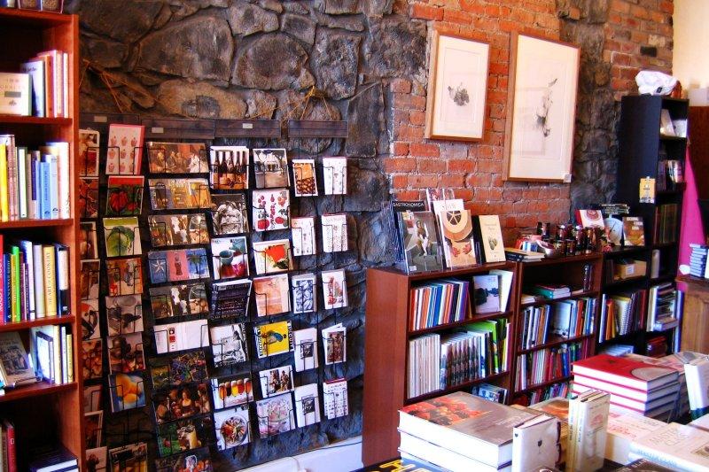 烹飪書店(Books for Cooks)被稱為「世界上最好吃的書店」 (圖/macinate@Flickr)