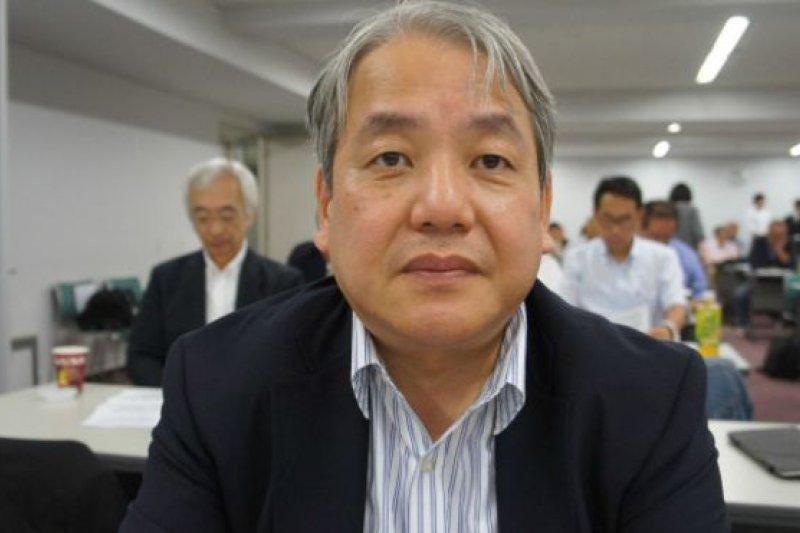 田中修說:「中國經濟最差是在今年第一季度,希望市場能冷靜地看待中國經濟」。(BBC中文網)