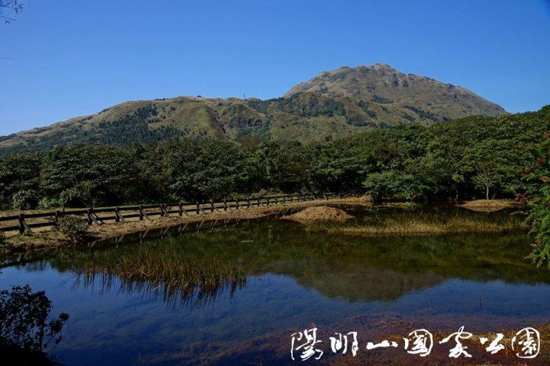 陽明山國家為台灣著名國家公園之一,以往除了陽明書屋外,其餘景點不用收費,但明年也將列入收費國家公園範圍。(取自 陽明山國家公園臉書)