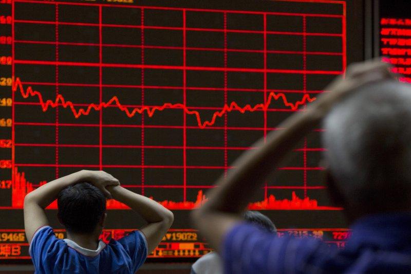 中國股市因2018表現全球墊底,且跌幅頗大,2019年反而出現跌深反彈的契機。(美聯社)