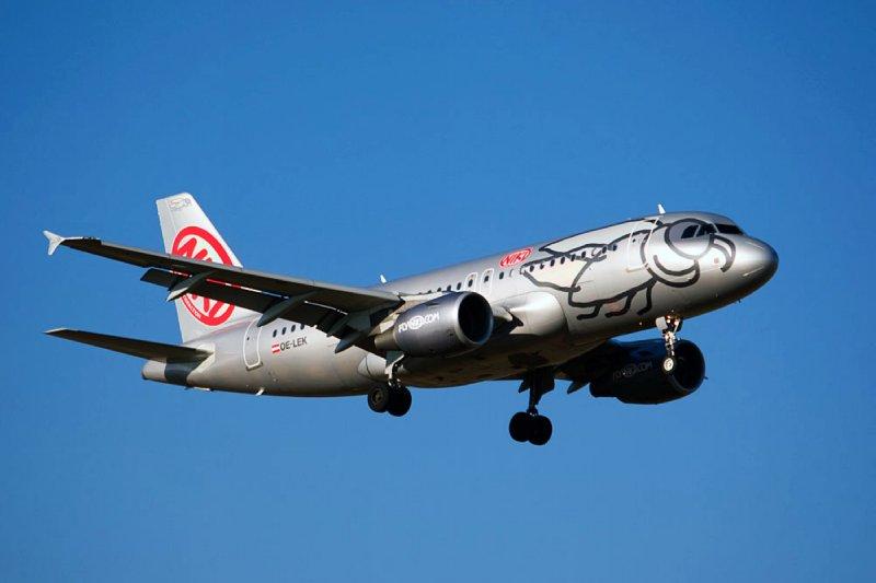尼基航空Air Niki有一條世界上最短的國際航線(圖/flyniki)