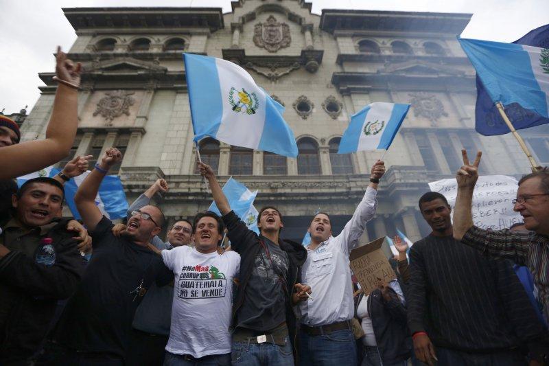 瓜地馬拉於週四宣布廢除死刑,成為全球第104個廢死國家。(美聯社)