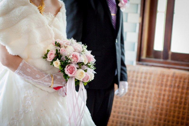 要不要辦婚禮,似乎是很多新人面臨的難題(圖/ChuWeiHunGIPhoto@flickr)