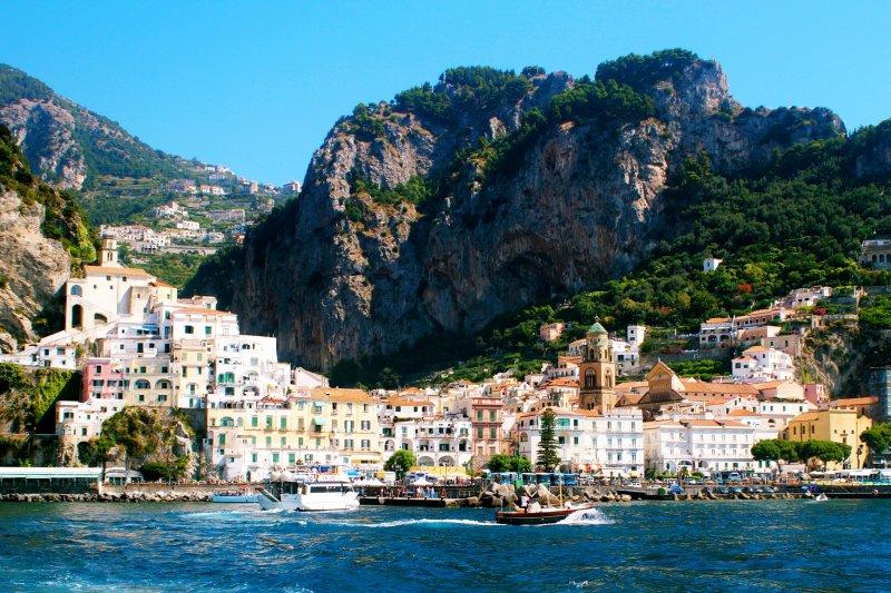 義大利阿瑪菲海岸被《國家地理雜誌》評選為「50個人生必訪之地」(圖/BossTweed@flickr)