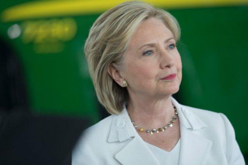 希拉蕊的私人電郵已成為美國總統競選的一個主要議題。(BBC中文網)