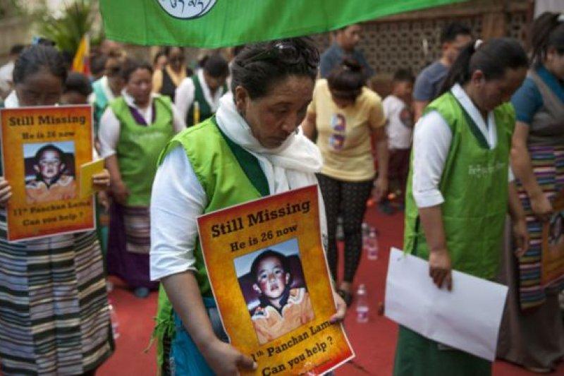 西藏第11世班禪喇嘛失蹤至今已20年。(BBC中文網)