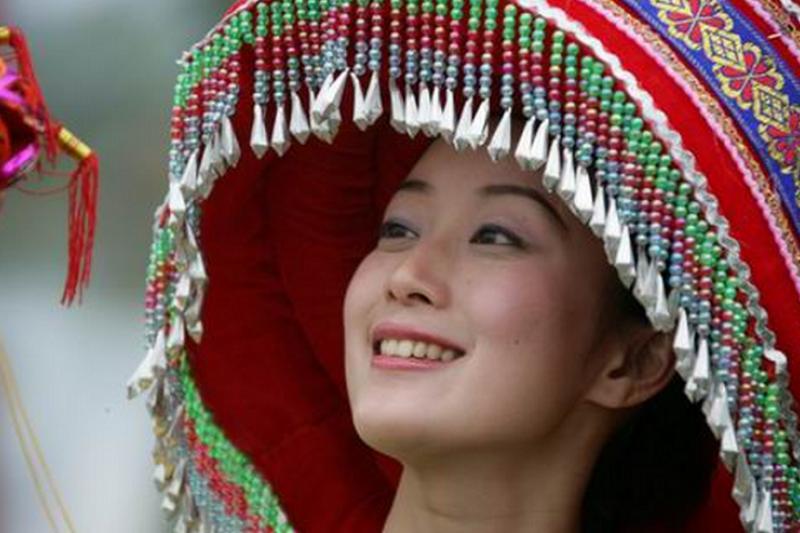 廣西的壯族,在血緣上可能與台灣人的先祖也有關係。