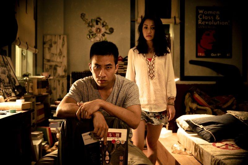 對黃健瑋來說,「入戲太深」是演戲時的最基本要件。(照片提供:威像電影)