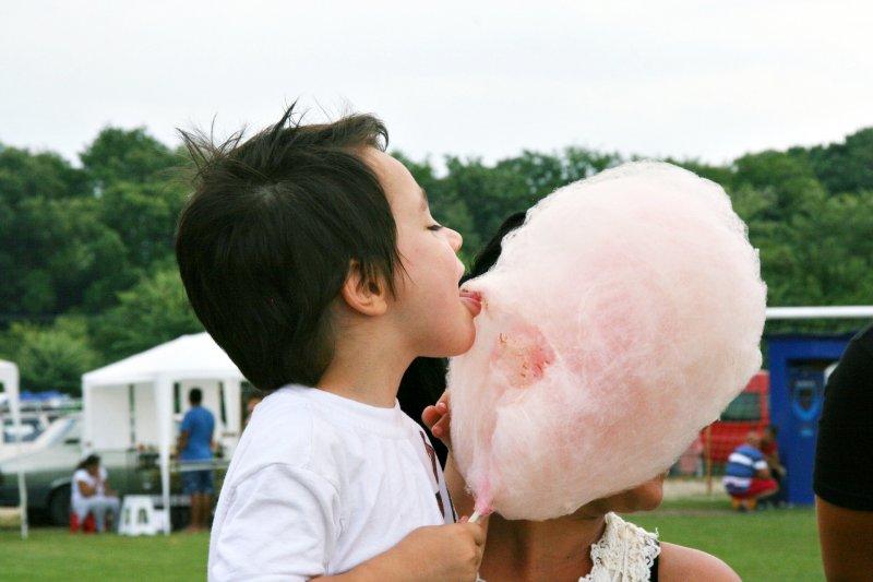 香香甜甜的棉花糖大家都喜歡,你能忍住不去吃嗎?(示意圖,這不是棉花糖實驗的棉花糖唷/AdinaVoicu@pixabay)
