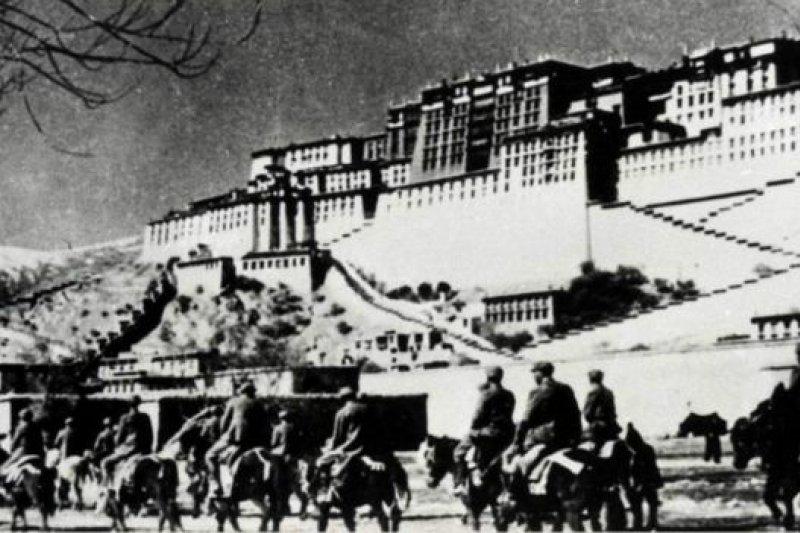 西藏被中國實際控制已經長達64年。(BBC中文網)