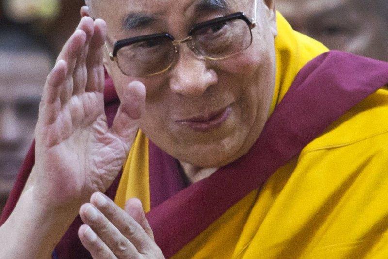達賴喇嘛(美聯社)