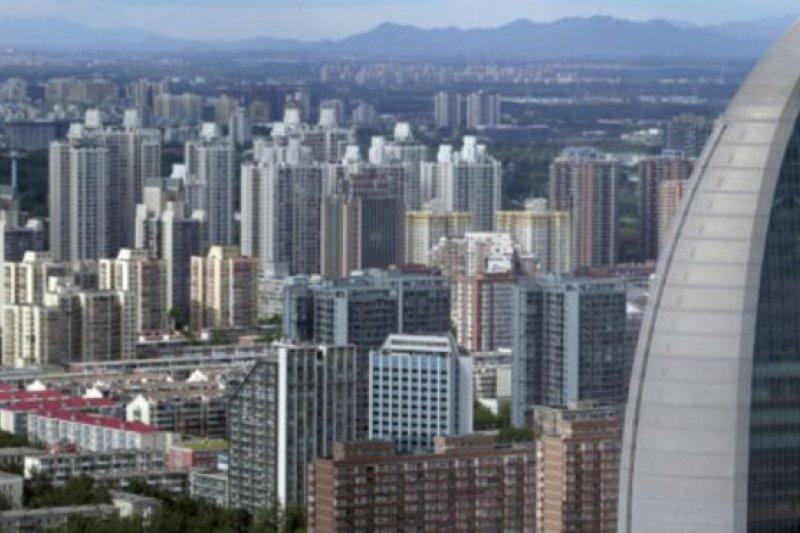 劉芍佳形容中國過去幾年經濟火爆的現象首先是由房地產市場帶動的。(BBC中文網)