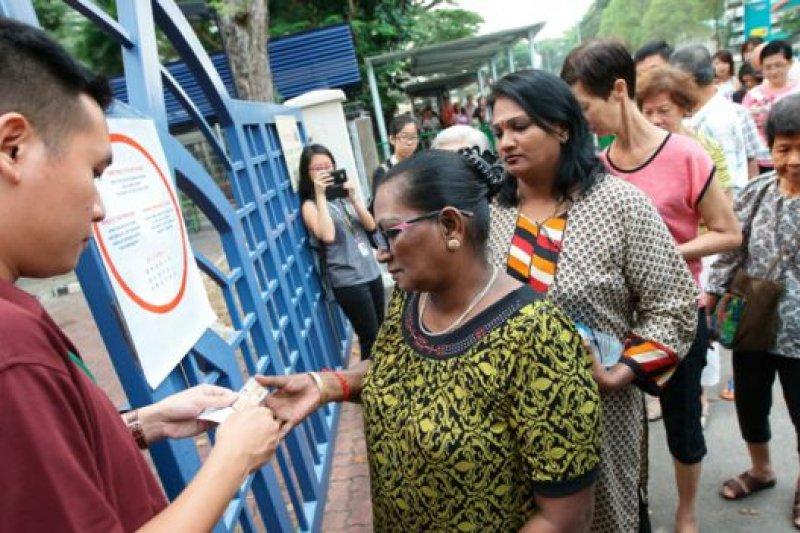 新加坡公民意識抬頭,民眾對政治課題的討論比過去熱烈。(BBC中文網)