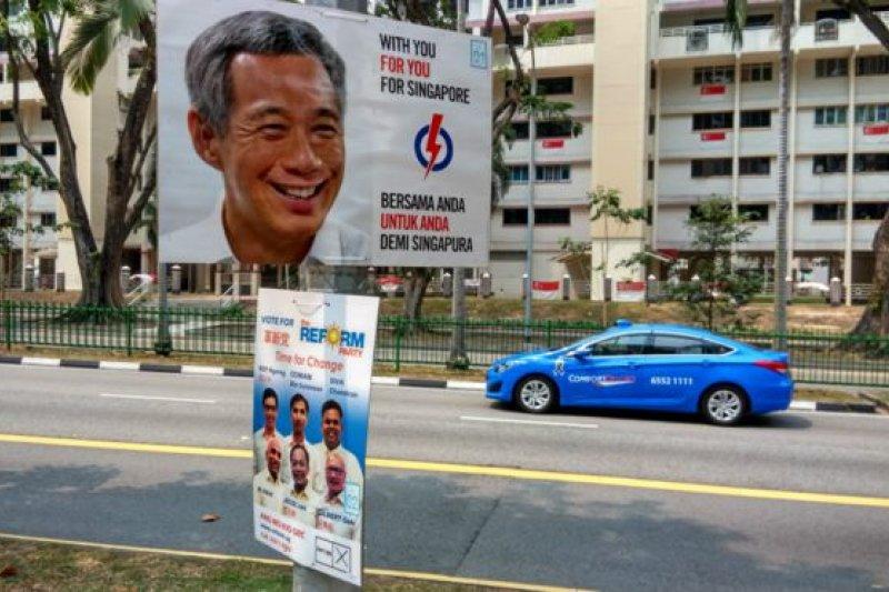 第17屆國會選舉投票在當地時間上午八點開始舉行,一直到至晚上八點結束。(BBC中文網)