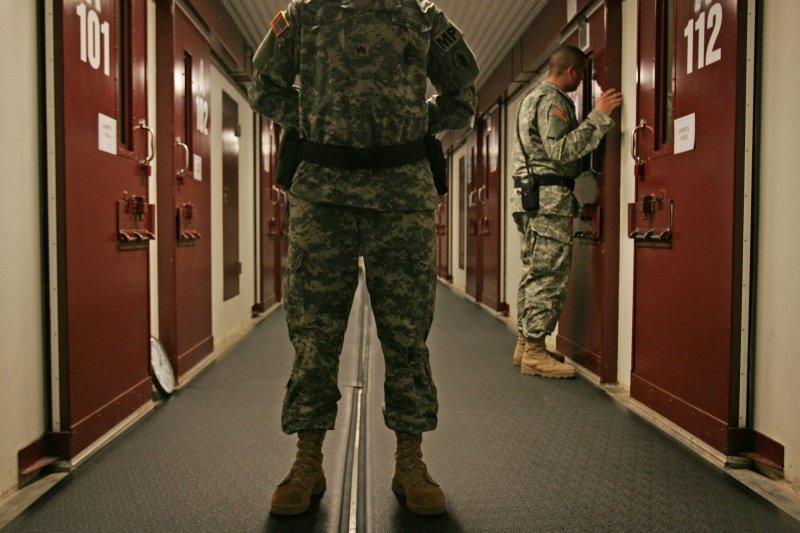 古巴關達那摩灣(Guantanamo Bay)的美國海軍基地(美聯社)。