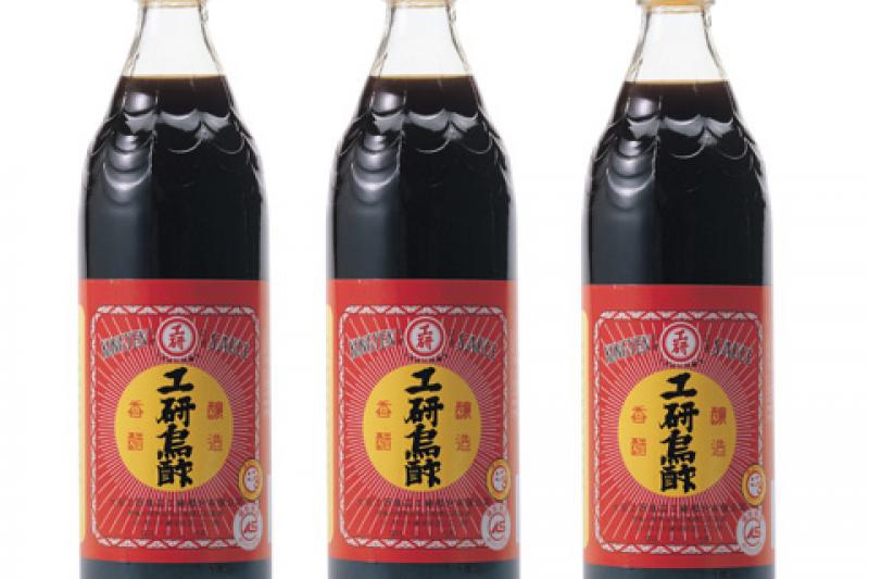衛福部10日公告大醇食品回收過期工研醋混入再製新品販售,依法規處理,偵訊相關5人。(取自工研醋官網)