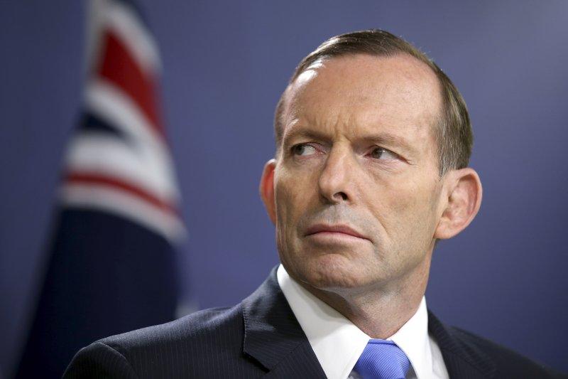 澳洲總理艾伯特(Tony Abbott)(美聯社)
