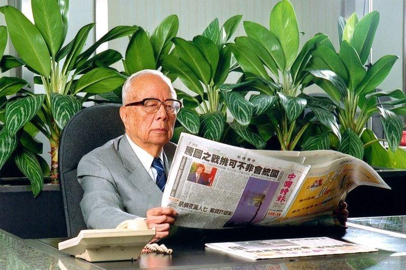 作者認為,現在看的中國時報,已經和以往不同了。(資料照,取自中時退輔會臉書)