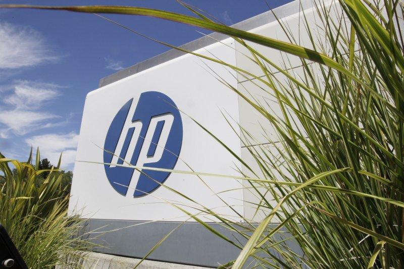 美國資訊科技業鉅子惠普(HP)2013年於美國控告 Sony、Toshiba、廣明光電等公司聯合壟斷光碟機價格,至今剩餘廣明未與惠普和解。(資料照,美聯社)