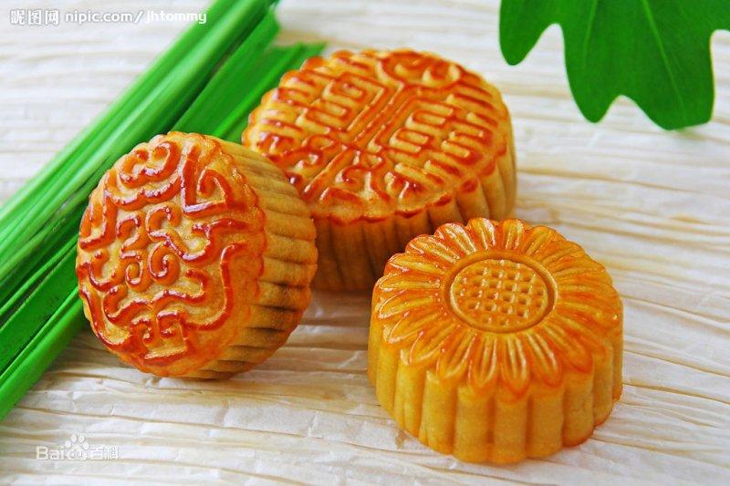 台灣人1年可吃掉5000萬個月餅,食藥署呼籲購買熱量低、零反式脂肪的月餅。(取自百度百科)