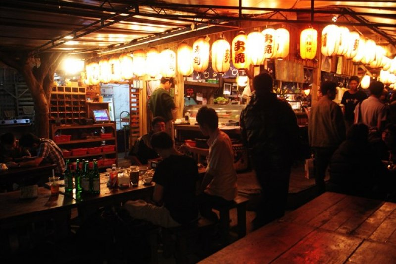 嚴選七家深夜食堂,台中的夜貓子們有口福了!(圖/*嘟嘟嘟*@flickr)