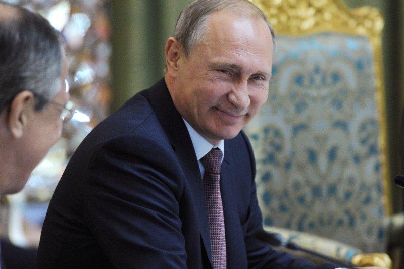 俄國斯總統普京。(美聯社)