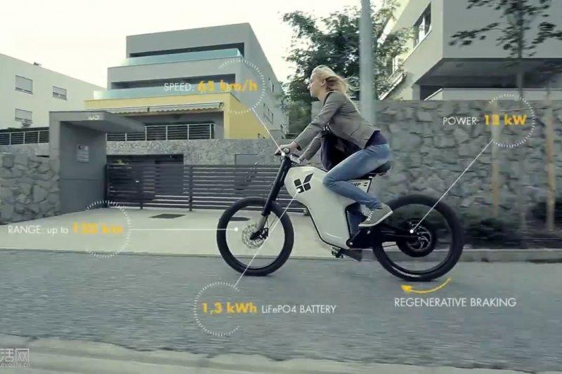 電動自行車在城市日益風行(取自網路)