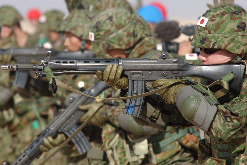 日本政府強推安保法,自衛隊角色將改變(美聯社)
