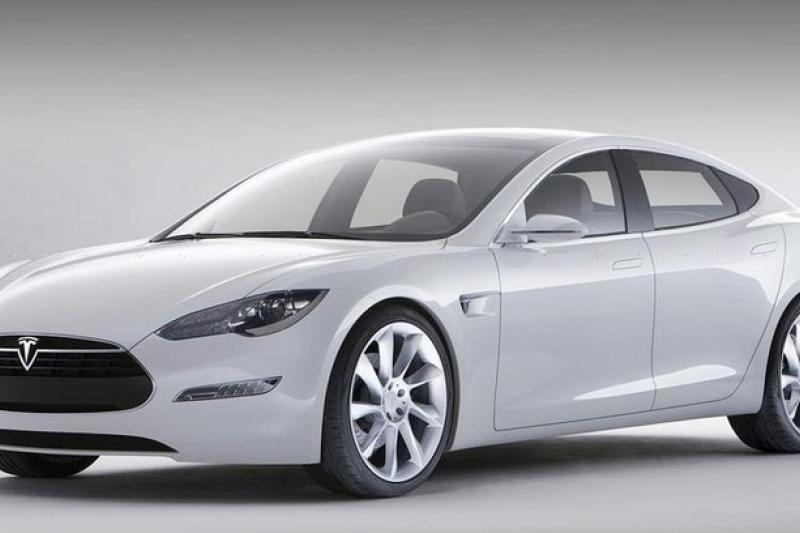 特斯拉(Tesla)電動車。(取自網路)