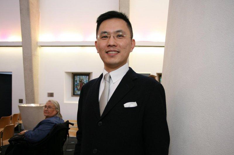 總統府發言人陳以信回應蔡英文「新南向政策」,強調蔡英文的主張都是馬英九的政策內容。(取自陳以信臉書)