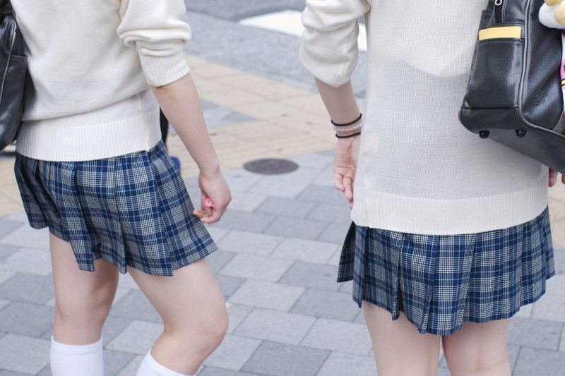 完全不讓青少年接觸性知識,他們就不會想知道了嗎?(圖/RyoFUKAsawa@flickr)