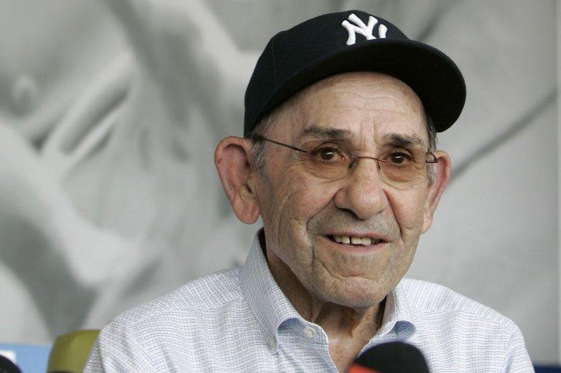 貝拉(Yogi Berra)(美聯社)
