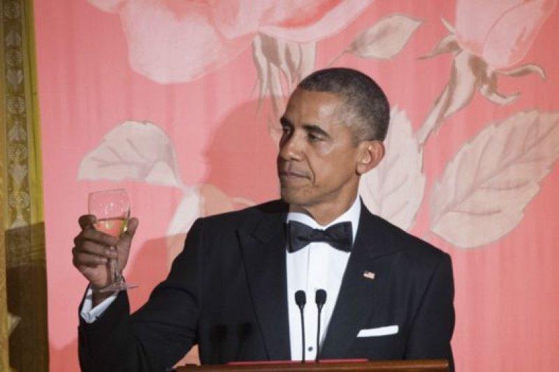 歐巴馬表示,美中兩國雖有分歧,但應該從兩國人民的聯繫中找到信心。(BBC中文網)