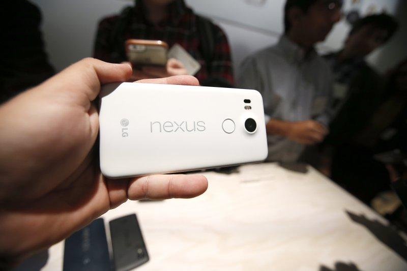 Google Nexus 5X(美聯社)