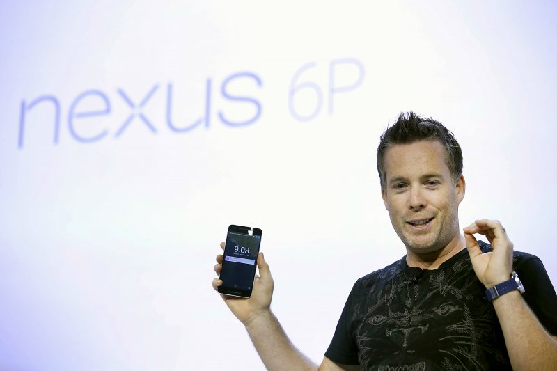 Google Nexus 6P(美聯社)